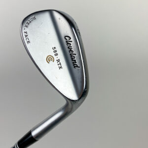 Right Handed Cleveland 588 RTX Rotex Face Wedge DG 56*-14 Wedge Flex Steel Golf