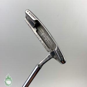 """Used Right Handed Ping Anser 4 Putter 35"""" Steel Golf Club Ping Grip"""